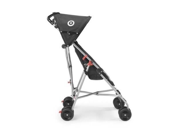 Carrinho de Bebê Guarda-Chuva Multikids BB506 Way Melange Weego Preto - 2