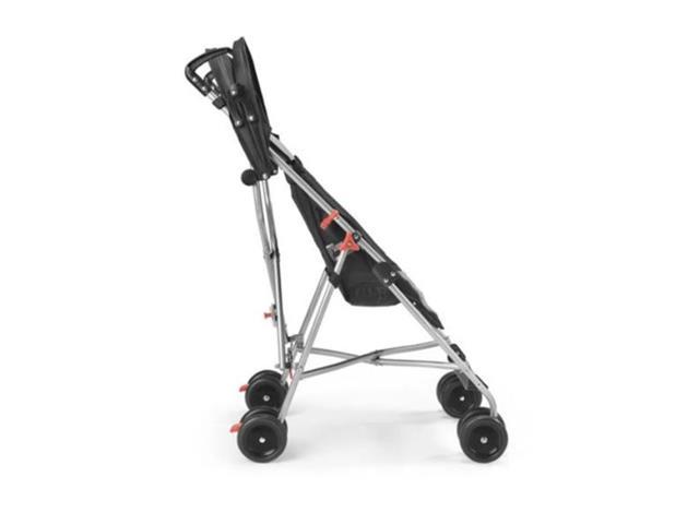 Carrinho de Bebê Guarda-Chuva Multikids BB506 Way Melange Weego Preto - 3