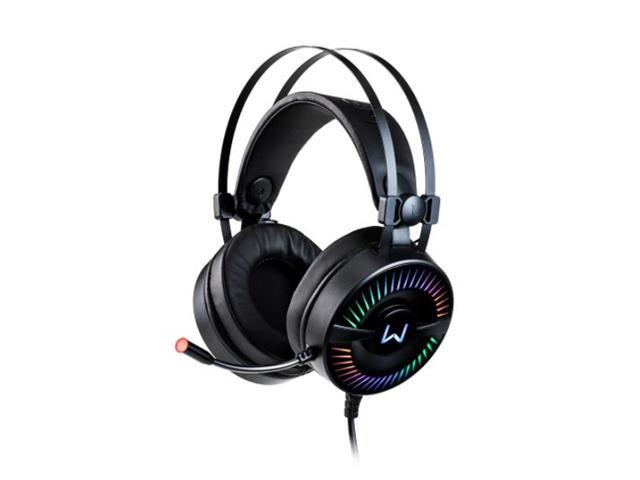 Headset Gamer Warrior PH306 Flamma USB 2.0 Stereo LED RGB
