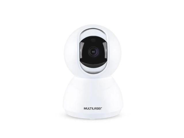 Câmera Robô Inteligente Multilaser Liv SE221 Full HD Wi-Fi