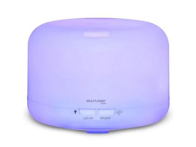 Difusor de Aromas Multilaser HC217 Led Branco - 5