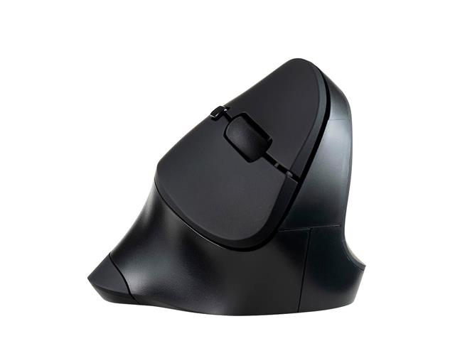 Mouse sem Fio Multilaser MO284 2.4GHZ USB Preto Ergonômico - 3