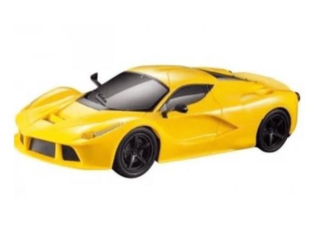 Carrinho de Contole Remoto Mulikids Racing Control SpeedX Amarelo - 1