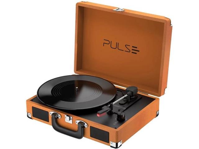 Vitrola Retrô Pulse Suitcase SP364 Bluetooth V2.1