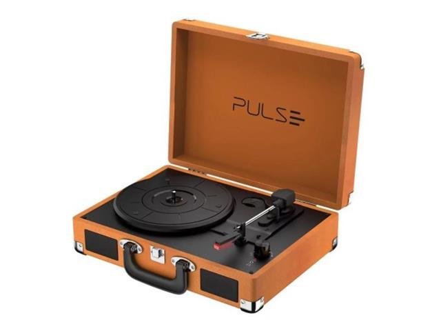 Vitrola Retrô Pulse Suitcase SP364 Bluetooth V2.1 - 2