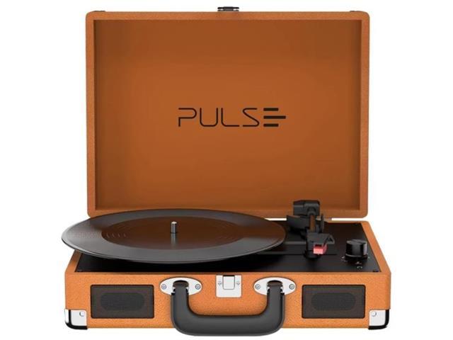 Vitrola Retrô Pulse Suitcase SP364 Bluetooth V2.1 - 1
