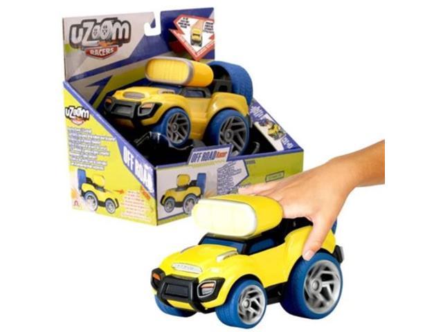 Carrinho Multikids BR1172 Uzoom Racers Off-Road Racer