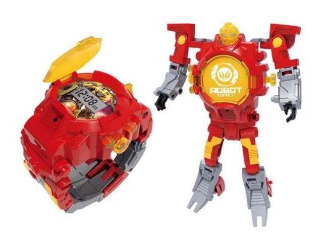 Robot Watch Relógio e Robô Multikids Sortido - 2