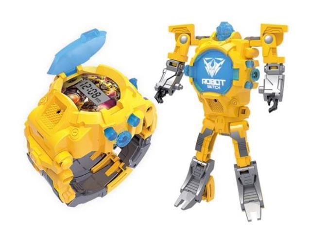 Robot Watch Relógio e Robô Multikids Sortido - 3