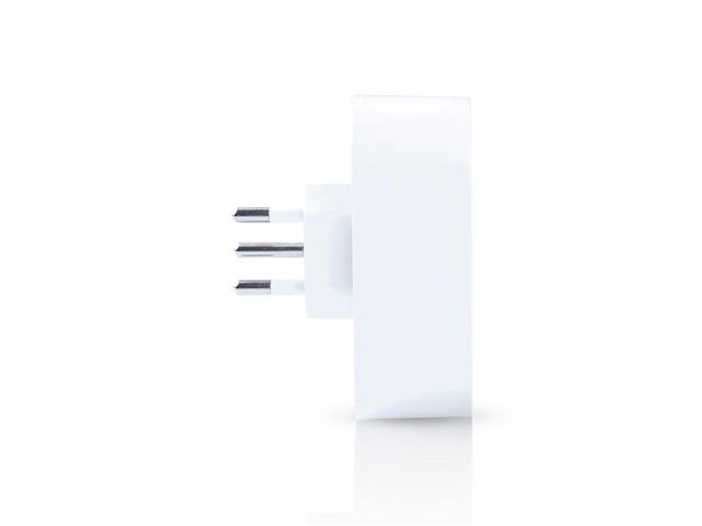 Tomada Inteligente Multilaser Liv SE231 Wi-Fi 16A 110/220VAC Branco - 2