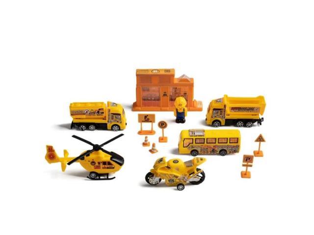 Construção de Veículos Multikids BR971 Play Machine Amarelo
