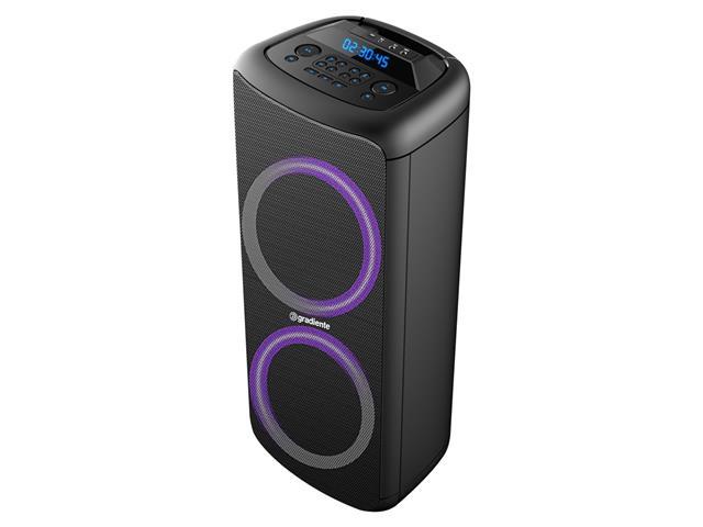 Caixa Amplificada Bluetooth Gradiente Extreme Colors 1000W