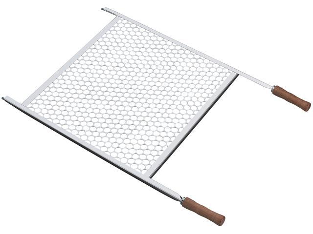 Grelha para Churrasco Tramontina Aço Inox 57cm