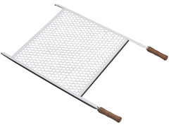 Grelha para Churrasco Tramontina Aço Inox 47cm