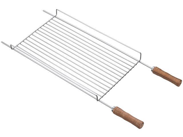 Grelha para Churrasco Tramontina Aço Inox 41cm