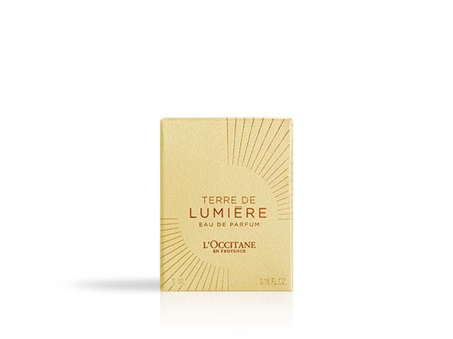 Perfume L'Occitane en Provence Terre de Lumière Eau de Parfum 5ML - 1
