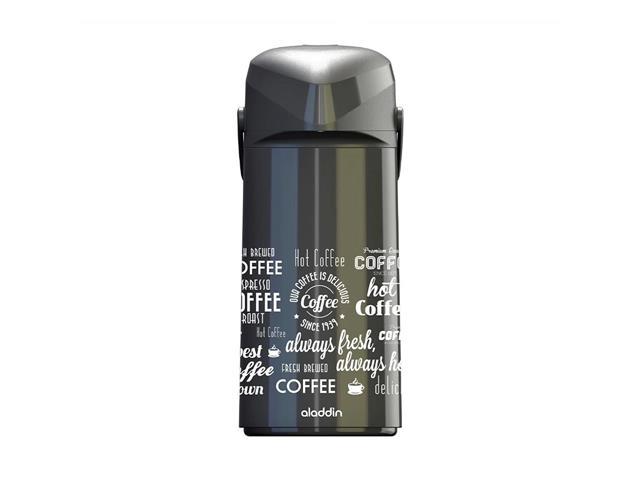 Garrafa Aladdin Massima Coffe 1,8 Litros Cores Sortidas Brown/Black - 1