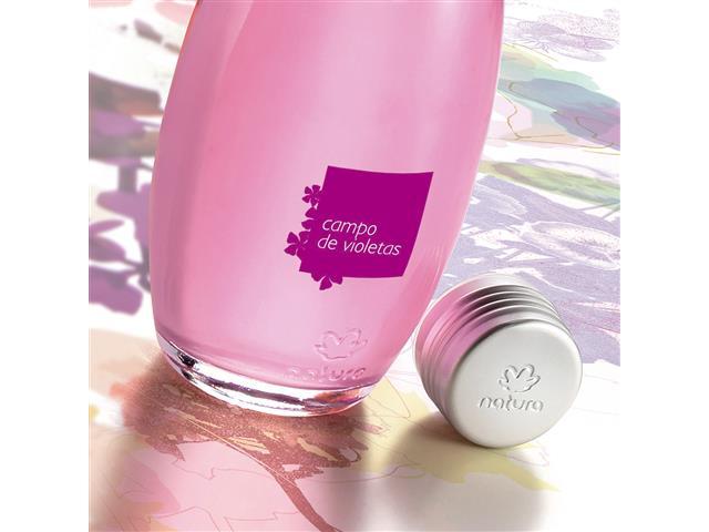 Perfume/Desodorante Colônia Natura Águas Campos Violetas 150 ml - 3