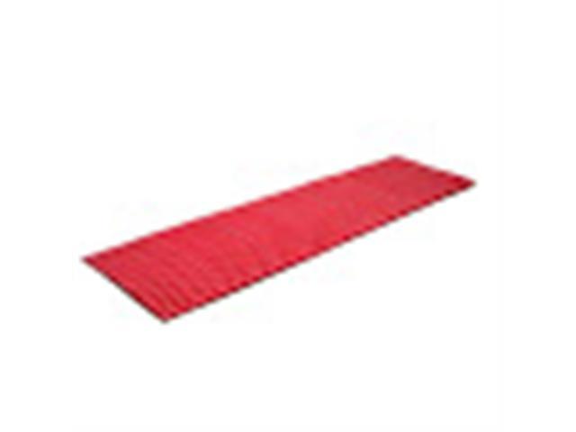 Colchoneta Corus Foam Matt Rojo V20 - Talla Unica