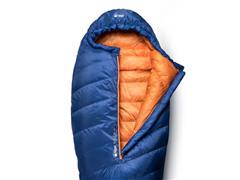 Roca -1° Down Sleeping Bag - Azul Real Talla única