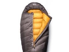 Roca -7 Down Sleeping Bag - Gris Oscuro talla unica - 0