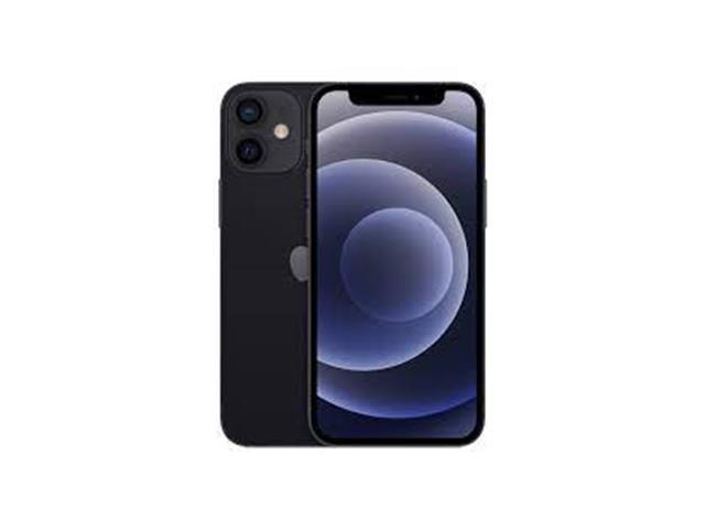 iPhone 12 mini, 128 GB negro (sin cargador ni EarPods)