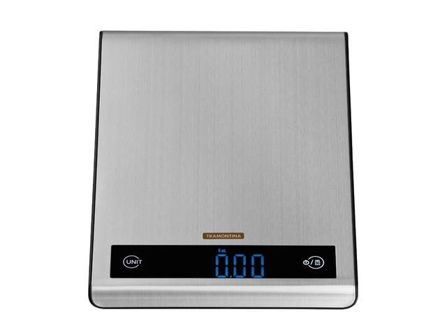 Balança Digital para Cozinha Tramontina Utilitá Aço Inox