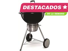 "Parrilla a Carbón Master-Touch 22"" Negro"