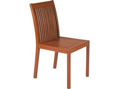 Cadeira sem Braço Tramontina Terrazzo Fitt Madeira