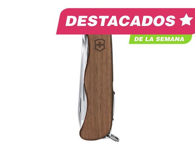 Navaja Forester Wood color Nuez