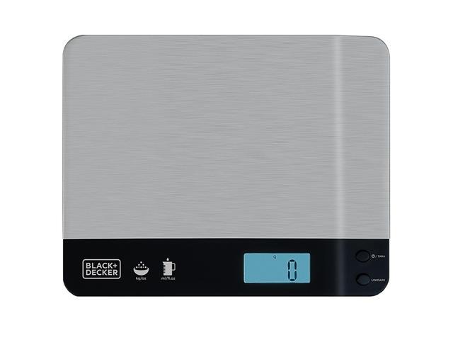 Balança Culinária Digital Black&Decker Até 5Kg - 1