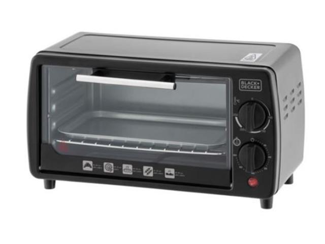 Forno Elétrico Black&Decker Bake Chef Mini 9 Litros 800W