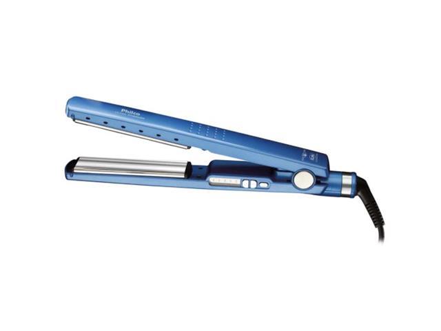 Chapinha| Prancha Philco Ultra Titanium 230ºC com Emissão de Íons Azul – Bivolt - 2