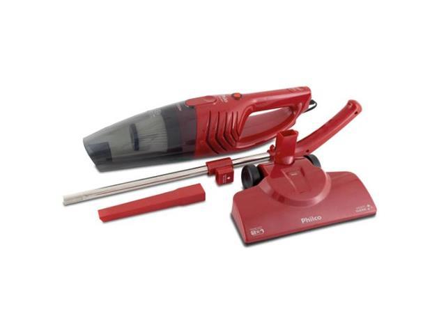 Aspirador de Pó Philco Multiclean PAS1300 Vermelho 1300W 220V - 2