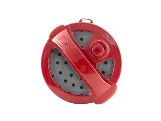 Panela de Arroz Elétrica Britânia Glass Cooker Vermelha 110V - 2