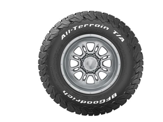 Neumático LT245/70R16 113/110S ALL-TERRAIN T/A KO2 LRD RWL BFGOODRICH