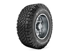 Neumático LT245/65R17 111/108S ALL-TERRAIN T/A KO2 LRD RWL BFGOODRICH