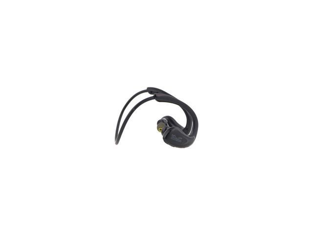 Auriculares deportivos Klip Xtreme bluetooth con microfono/NFC/negro