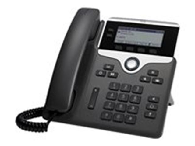 Teléfono IP CISCO CP-7821-K9= Phone 7821 VoIP 2 lines