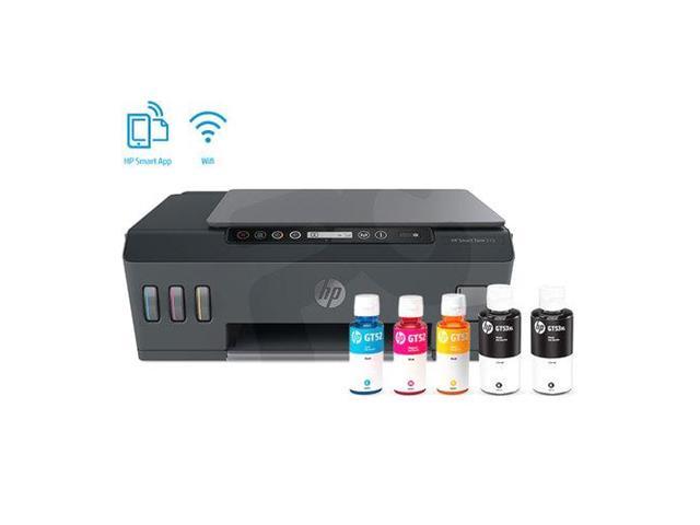 Impresora HP MTF Tinta SmartTank 533 (Tinta continua) 11ppm