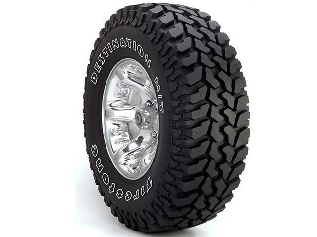 Neumático 245/70R16 111Q DESTINATION M/T 23 FIRESTONE