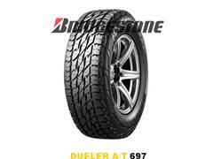 Neumático 245/70R16 107S DUELER A/T 697 BRIDGESTONE - 0