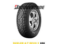 Neumático 245/70R16 111T DUELER A/T REVO 2 BRIDGESTONE - 0