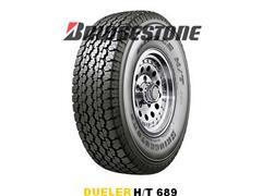 Neumático 245/70R16 111S DUELER H/T D689KZ BRIDGESTONE