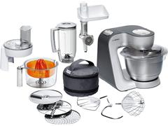 Robot de cocinaMUM5 900 W Acero, Plata.