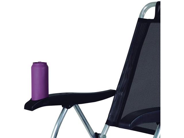 Cadeira Reclinável Mor Boreal Preta - 5
