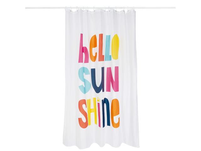 Cortina para Box Mor Hello Sunshine