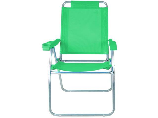 Cadeira Reclinável Mor Boreal Anis - 1