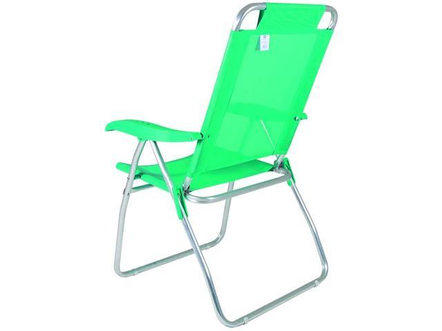 Cadeira Reclinável Mor Boreal Anis - 2