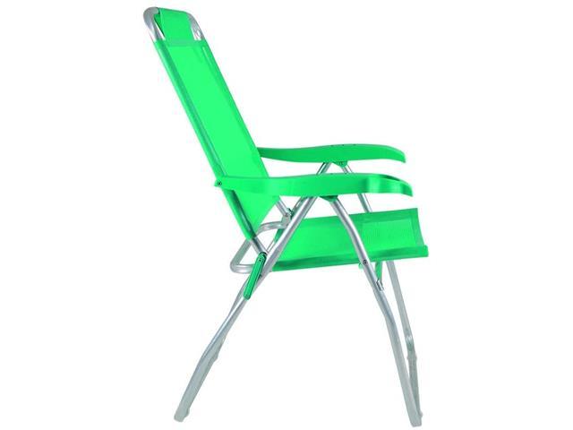 Cadeira Reclinável Mor Boreal Anis - 3